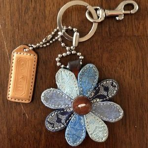 Coach Bags - Authentic Coach keychain